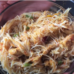 Recipe: Bambara Coconut Rice Noodles