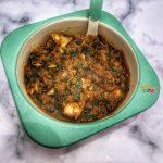 Garden egg stew (9 months+)