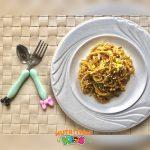 Thai Chili Noodles (9 months+)
