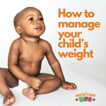 How to manage your child's weight