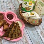 Nutty Chicken & Savory Waffles (12 months+)